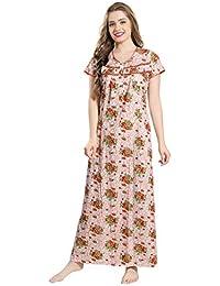 Amazon.in  Oranges - Nighties   Nightdresses   Sleep   Lounge Wear ... dab593ae6