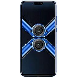 Honor 8X (Blue, 4GB RAM, 64GB Storage)