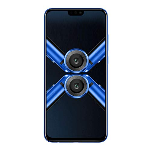 Honor 8X (Blue, 6GB RAM, 64GB Storage)