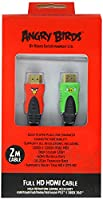 Angry Birds Full HD HDMI Cable - 2 Meter (Xbox 360/PS3)