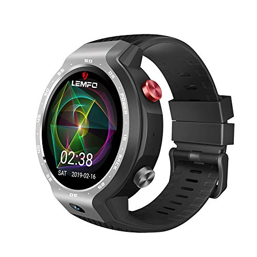 Smartwatches LEM9 Dual Systems 4G Smart Watch Android