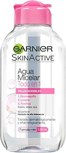 Garnier Skin Active Agua Micelar Pieles Sensibles - Total: 125 ml