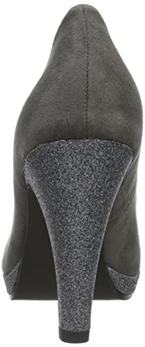 Marco Tozzi Damen 22441 Pumps Grau (GREY COMB 221)