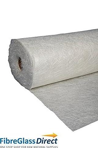 K9902020 x 2 rangs en fibre de verre 450 g coupés de 10 kg (22.22 m²)