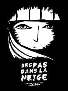 """Bande dessinée """"Des pas dans la neige"""""""