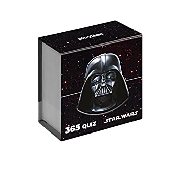 Mini calendrier - 365 quiz Star Wars