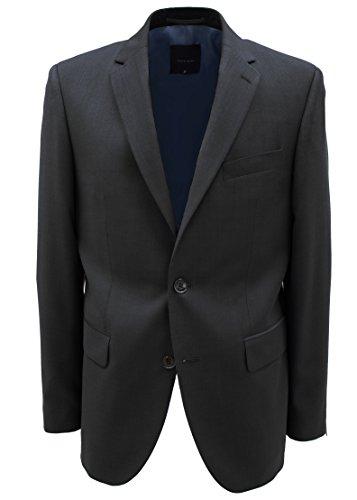Zwei-knopf-anzug (Pierre Cardin 2-Knopf-Anzug black 48)