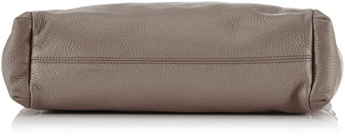 Bree Nola 3, Rouge, Ladies' Handbag W15, Sacs bandoulière Femme Gris (new Elephant 590)