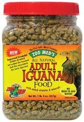 Zoo Med Adult Iguana Food 283g