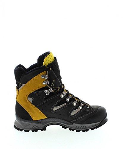 Meindl Schuhe Air Revolution 2.3 Men - anthrazit/gelb Grau