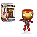 Funko- Bobble Marvel Avengers Infinity War Pop 1 Personaggio, 9 cm,...