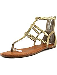 bc63b58b289 American Rag Womens Madora Open Toe Casual Ankle Strap Sandals