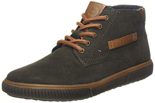 bugatti Herren 321603351400 Desert Boots, Grau, 45 EU