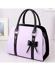 Sac à main élegant , sac femme classique, sac en plusieurs couleurs, sac Mode 2014 - Lavande
