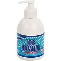 Ice Power Magnesium Cream 300ml lindert lokal Muskelkrämpfe und Muskelschmerzen preisvergleich bei billige-tabletten.eu