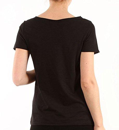 VERO MODA -  T-shirt - Maniche corte  - Donna Nero