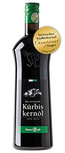 Steirisches Kürbiskernöl g.g.A. Premium (1000 ml)