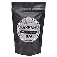HealthifyMe Makhana Lightly Salted 120g (Pack of 3, 40g Each)