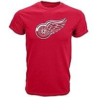 Levelwear NHL DETROIT RED WINGS Core Logo T-Shirt