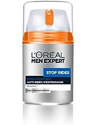L'Oréal Men Expert Stop Rides Soin Hydratant Anti-Rides Visage Homme 50 ml