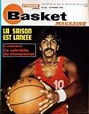 Telecharger Livres BASKET MAGAZINE No 42 du 01 10 1975 LA SAISON EST LANCEE LE CALENDRIER DU CHAMPIONNAT (PDF,EPUB,MOBI) gratuits en Francaise