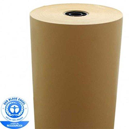 Packpapier ECOBULL, stark 110gr. 50cmx185m, Secare-Rolle, 10kg