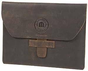 dbramante1928 - Housse de cuero pour iPad, couleur gris