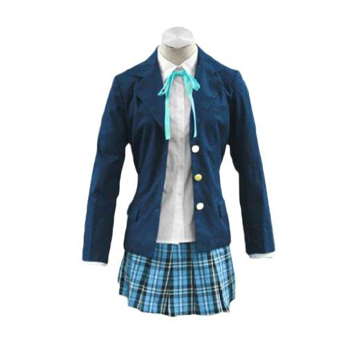 Dream2Reality japanische Anime K-ON! Cosplay Kostuem - Ho-kago high school Maedchen Uniform 1st Ver X-Small