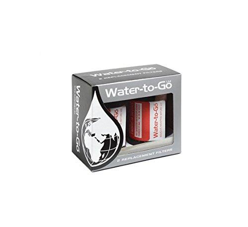 Water To Go - Trousse homme Filtres de remplacement