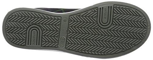Maxguard S320, Herren Sicherheitsschuhe Schwarz (schwarz/grün)