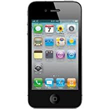 Apple iPhone 4 Smartphone (8,9 cm (3,5 Zoll) Display, 5 Megapixel Kamera, 8GB interne Speicher, WiFi) schwarz