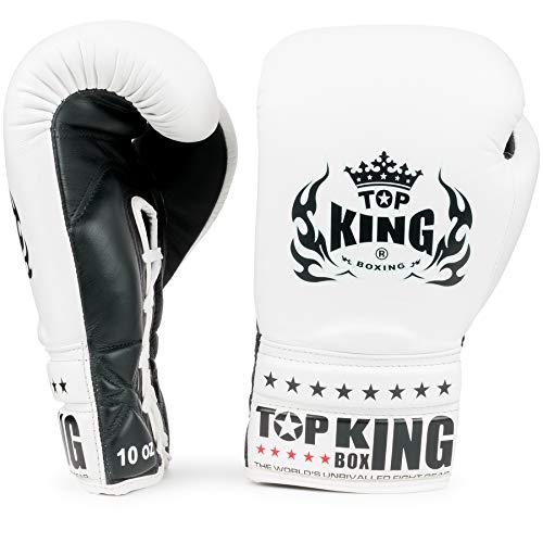 KINGTOP Top King Super Comp - Guantes Boxeo Encaje
