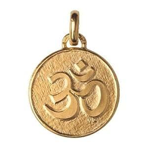 La Monnaie de Paris - Médaille hindouiste ''OM'' (or jaune)