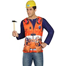 Suchergebnis Auf Amazon De Fur Bauarbeiter Kostum Erwachsene