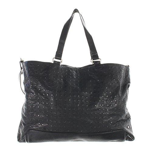 Another Bag Lady Killer Studs Shopper schwarz 39cm (Stud Shopper)
