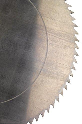 Scid - Lame pour scie circulaire chromée vanadium / 500 x 30 - Ep 2,5 mm - 80 dents
