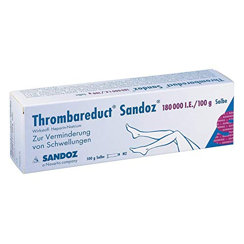 Thrombareduct Sandoz 1800 100 g