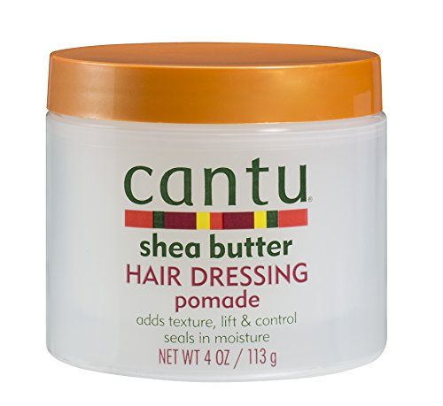 Cantu Shea Butter Hair Dressing Pomade, 4 Ounce by Cantu