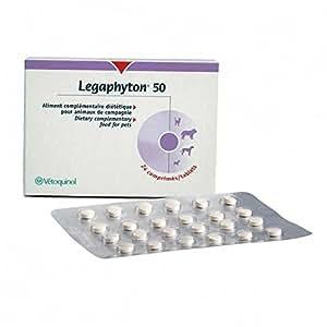Vetoquinol Legaphyton 50 Etui pour Chien 24 Comprimés