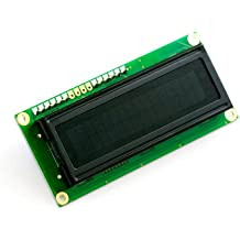 Invento INVNT_44 1602 16X2 Hd44780 Character LCD Display Module Lcm with Backlight