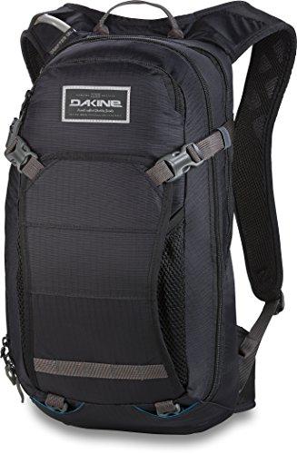 DAKINE, Zaino idrico multifunzione Drafter, Nero (Black), 13 x 19 x 46 cm, 12 litri