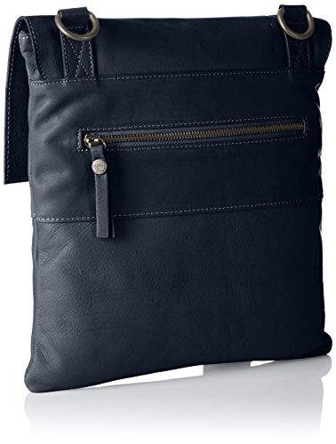 Think! Think! Bag, sac bandoulière Bleu océan (80)