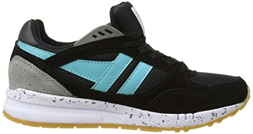 Gola - Shinai, Scarpe outdoor multisport da donna Nero (Noir (Black/Mint/Grey))