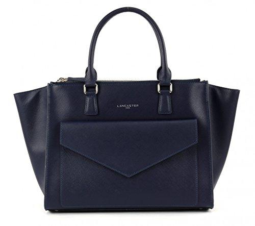 lancaster-paris-tasche-adele-damen-blau-521-84-darkblue