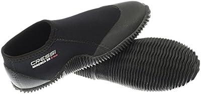 Cressi Minorca Short Boots - Escarpines de neopreno para buceo unisex