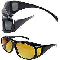 2957d4f082 SSXY Gafas de conducción Nocturna HD, para Deportes al Aire Libre, Gafas de  Sol