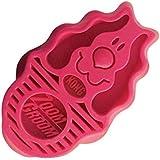 Kong Raspberry Zoomgroom Pet Toy