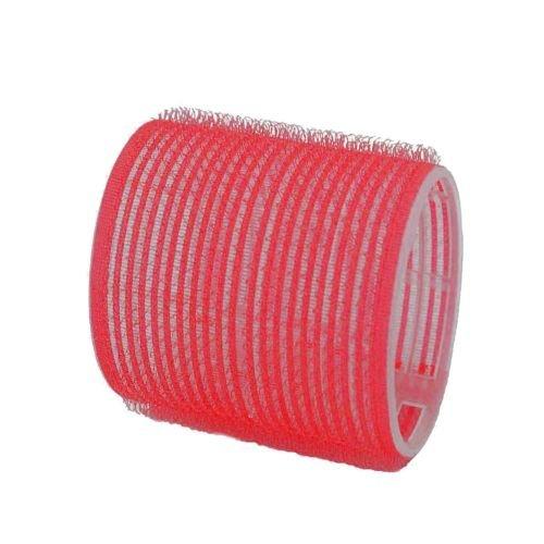 HairCult Haftwickler JUMBO 60 mm, 6 St., Ø 70 mm rot