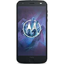 "Motorola Moto Z2 force Dual SIM 4G 64GB Black - Smartphones (14 cm (5.5""), 64 GB, 12 MP, Android, 7.11, Black)"