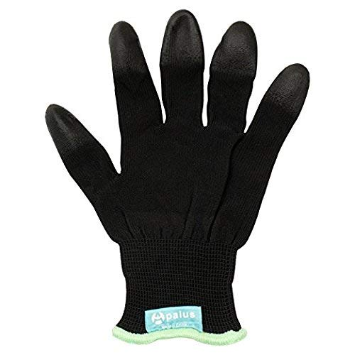 Apalus® hitzebeständige Handschuhe für Lockenstäbe - 2